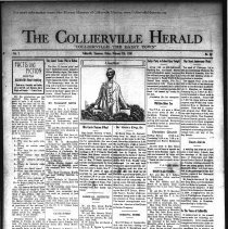 Image of The Collierville Herald February  7, 1930