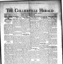 Image of CH 1931.05.01 - Collierville Herald. (Collierville, TN), Vol. 3, No. 10
