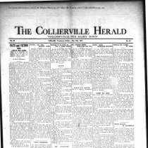 Image of CH 1931.05.15 - Collierville Herald. (Collierville, TN), Vol. 3, No. 12
