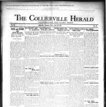 Image of CH 1931.07.03 - Collierville Herald. (Collierville, TN), Vol. 3, No. 19