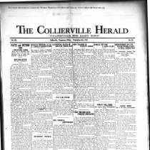 Image of CH 1931.09.04 - Collierville Herald. (Collierville, TN), Vol. 3, No. 28
