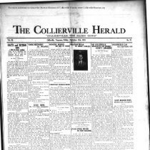 Image of CH 1931.09.11 - Collierville Herald. (Collierville, TN), Vol. 3, No. 29