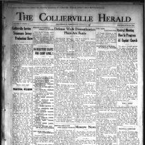 Image of CH 1941.03.28 - Collierville Herald. (Collierville, TN), Vol. 73, No. 13