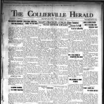 Image of CH 1941.04.04 - Collierville Herald. (Collierville, TN), Vol. 73, No. 14