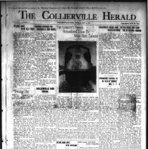 Image of CH 1941.05.02 - Collierville Herald. (Collierville, TN), Vol. 73, No. 17