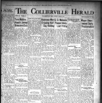 Image of CH 1941.06.13 - Collierville Herald. (Collierville, TN), Vol. 73, No. 23