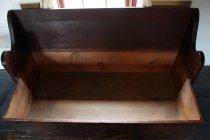 Image of X960.1.3 Settle Bench Inside