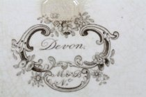 Image of X960.1.48 Plate, Dinner MAKER'S MARK