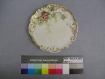 Image of 2009.3.10 - Plate, Dessert
