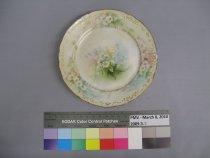 Image of 2009.3.3 Plate, Dessert