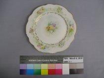 Image of 2009.3.6 - Plate, Dessert
