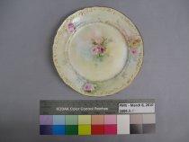 Image of 2009.3.7 - Plate, Dessert