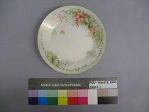 Image of 2009.3.9 - Plate, Dessert