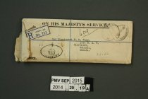 Image of 2014.29.19A - Envelope