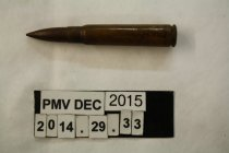 Image of 2014.29.33 - Cartridge, Center-Fire