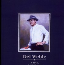 Image of Book - Del Webb:  A Man.  A Company