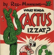 Image of Book - What Kinda Cactus Izzat?