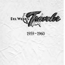 Image of Book - Del Webb's Traveler 1959-1960