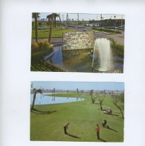 Image of Notebook - A notebook of postcards of Sun City and Sun City West.