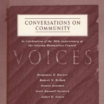 Image of Book - Conversations on Community
