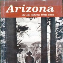 Image of Book - Arizona A Guide to the Grand Canyon State