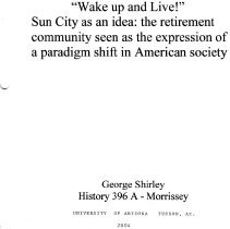 "Image of Book - ""Wake Up and Live"""