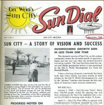 Image of Book - Sundial 1960-1961  (Years on cover are wrong; book includes 1960-1964.)