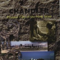 Image of Book - Chandler - Pioneer City of the New West