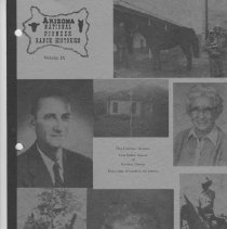 Image of Book - Arizona National Ranch Histories of Living Pioneer Stockman