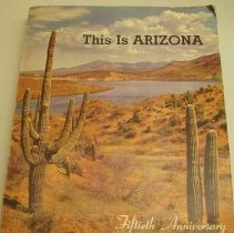 Image of Book - This is Arizona
