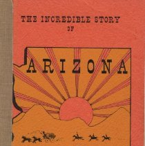 Image of Book - The Incredible Story of Arizona