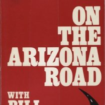 Image of Book - On the Arizona Road