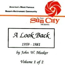 Image of A Look Back - 1959-1981