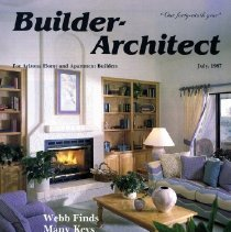 Image of Builder-Architect July, 1987