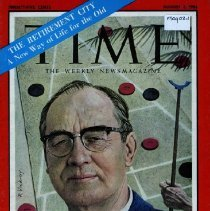 Image of Time Magazine - August 3, 1962