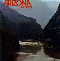Image of Magazine - Arizona Highways  June 1974