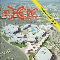 Image of Sun City's Here magazine  October 1976