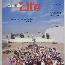 Image of Sun Cities Life magazine