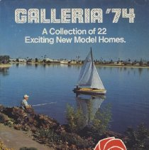 Image of Galleria '74 A Collection of 22 Exciting New Model Homes