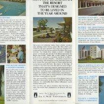 Image of Del Webb's Sun City brochure - page 2