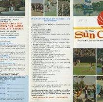 Image of Del Webb's Sun CIty brochure - page 1