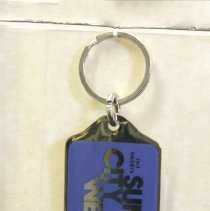 Image of Sun City West General - Del Webb's Sun City West key chain.  Photo by Bob McColley.