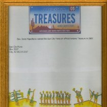 Image of Sun City Poms 2005 Arizona Treasure