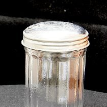 Image of 1960's Household - Sugar shaker.  Photo by Bob McColley.