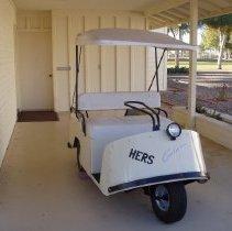Image of Golf cart