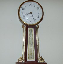 Image of Sun City General - Sessions battery operated nautical clock.