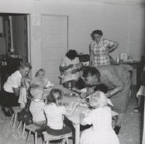 Image of Volunteers at El Mirage Child Care Center