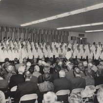 Image of Music - Choral - Giving a concert at Town Hall (Fairway Center)