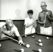 Image of Sports - General - Billiards