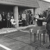 Image of Sunshine Service - Dedication of new building on Santa Fe Drive
